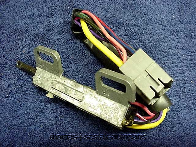 New Correct Ignition Switch Mercury Cougar  U0026 Ford Mustang 1970